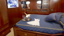 Yacht WOLF TWO -  Owner Cabin